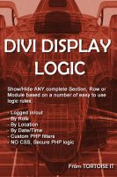 Divi Display Logic V2.3 Released. VB Support!