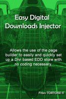A new plugin – Easy Digital Downloads Injector