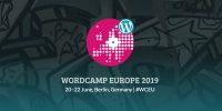 My first WordCamp, thoughts and takeaways from WordCamp Europe 2019 in Berlin